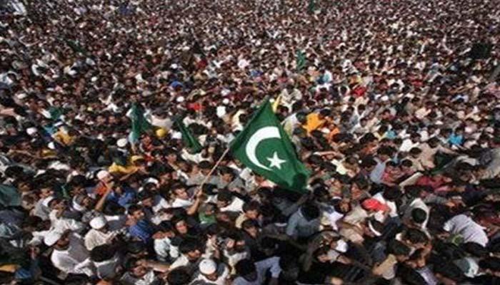 پاکستان میں بڑی تیزی کے ساتھ آبادی میں اضافہ ہو رہا ہے ، طبی ماہرین