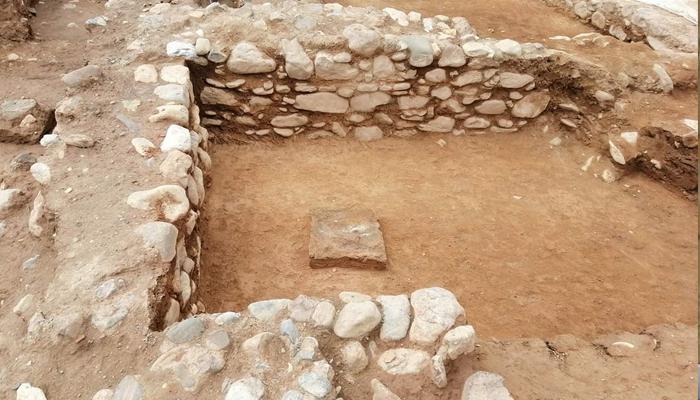 پشاور میں دو ہزار سال قدیم آثار دریافت