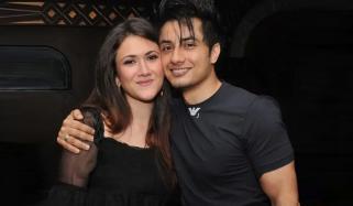 Ali Zafars Wife Ayesha Fazli Tweets Regarding Husband And Meesha Shafis Case