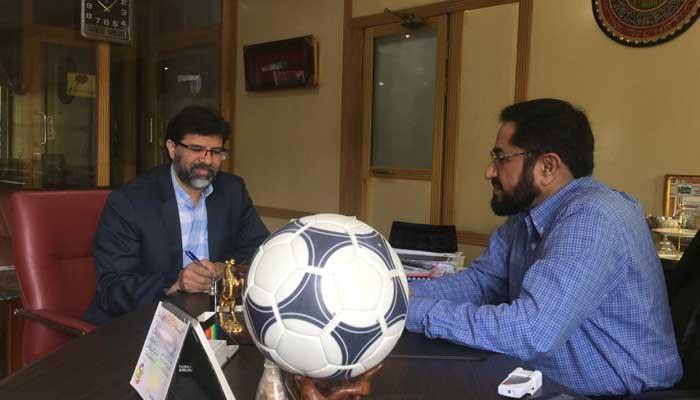 'اوورسیز پاکستانیوں کی مدد سےایکسپورٹ میں اضافہ کیاجاسکتا ہے'