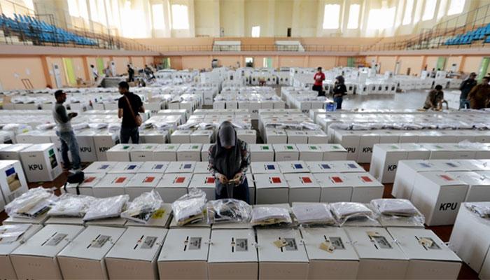 انڈونیشیا: 272 انتخابی کارکن تھکن سے ہلاک