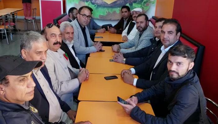 پیرس میں حلال گوشت اور فوڈ مرکز کا افتتاح