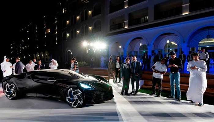 رونالڈودنیا کی مہنگی ترین گاڑی کے مالک بن جائیں گے