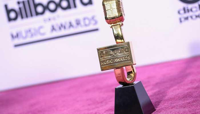 امریکا میں بل بورڈ میوزک ایوارڈ کی رنگا رنگ تقریب