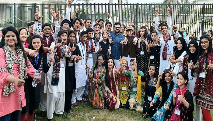 سلیم جاوید کی امریکی قونصل خانے میں شاندار پذیرائی