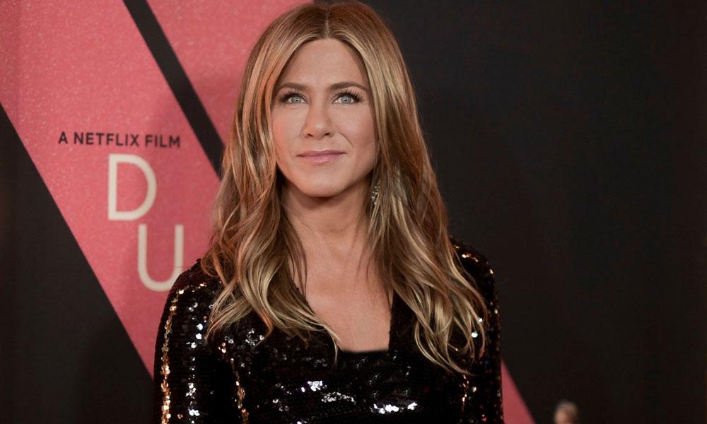 ''جینیفر اینسٹن'' ہالی ووڈ میں زائد معاوضہ لینے والی اداکاراؤں میں سے ایک