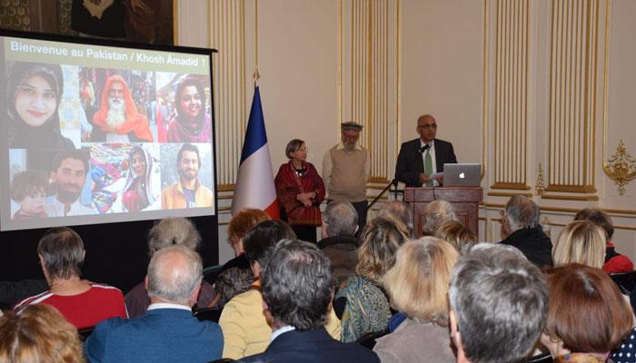 پیرس: پاکستان کی سیاحت کو فروغ دینے کیلئے پروگرام