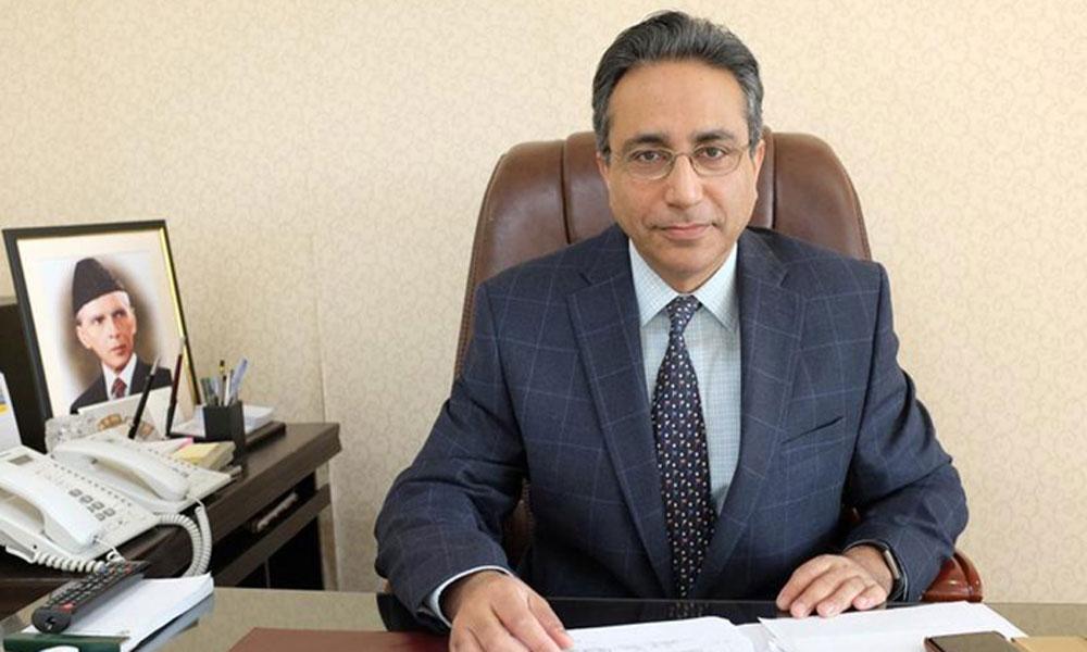 '' کراچی کے قریب سمندر سے تیل و گیس کا بڑا ذخیرہ ملنے کا امکان ہے''