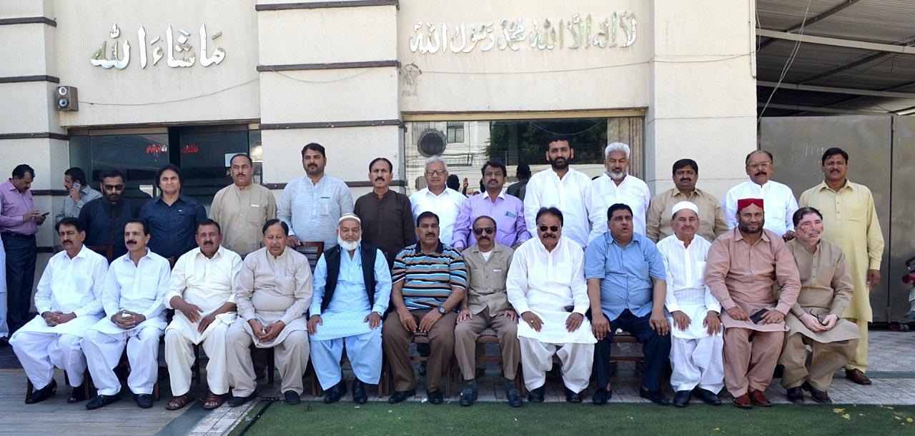 پنجاب فٹبال ایسو سی ایشن نے نوید حیدر کو پانچ سال کیلئے معطل کردیا