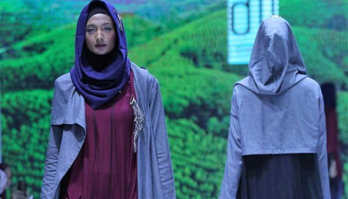 انڈونیشیا میں مسلم فیشن فیسٹیول کا انعقاد