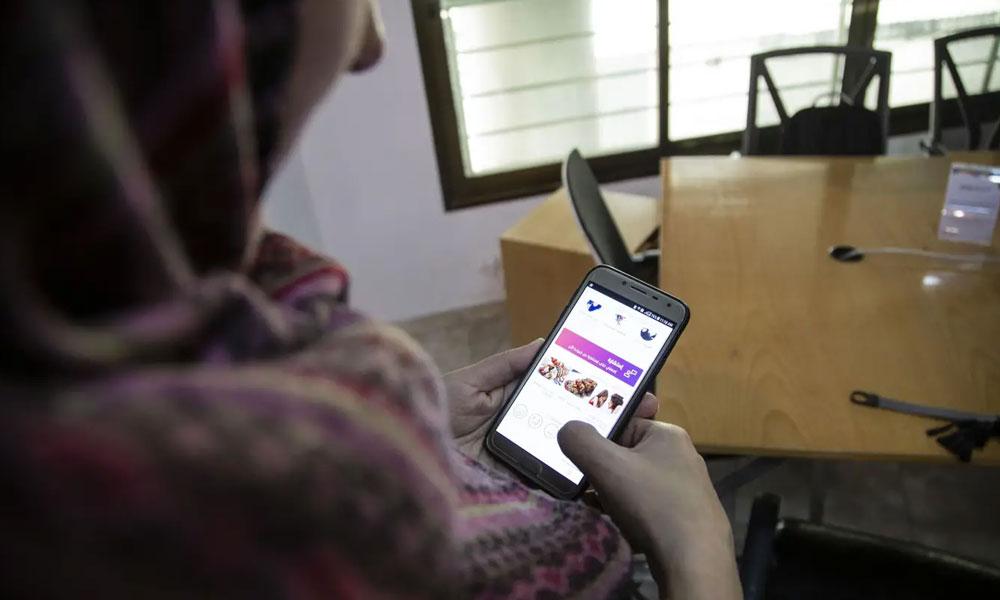 غزہ میں ماؤں کی مدد کے لیے ایپ متعارف