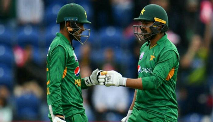 پاکستان کا انگلینڈ کو 174 رنز کا ہدف