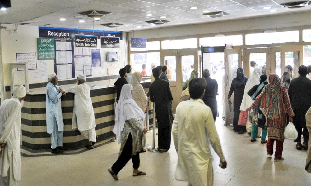 پنجاب: سرکاری اسپتالوں میں او پی ڈی پانچویں روز بھی بند