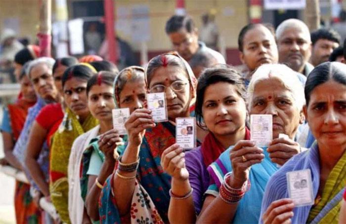 بھارت انتخابات کے پانچویں مرحلے میں تشدد کے واقعات
