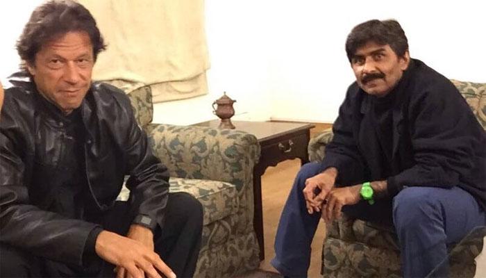 عمران خان نے جاوید میانداد کو جواب دیدیا
