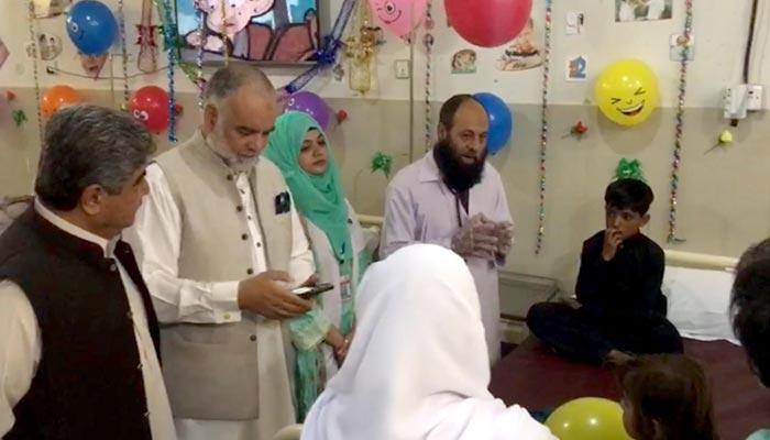 بلوچستان :تھیلے سیمیا کا مرض شدت اختیار کرگیا