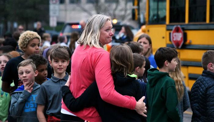 امریکی اسکول میں فائرنگ، 8 طالب علم زخمی
