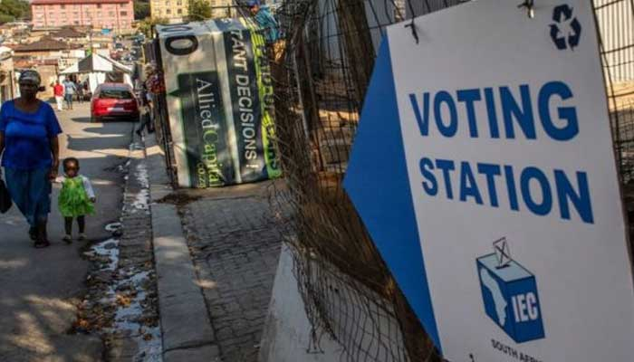 جنوبی افریقہ:پارلیمانی اور صوبائی انتخابات کیلئے ووٹنگ جاری