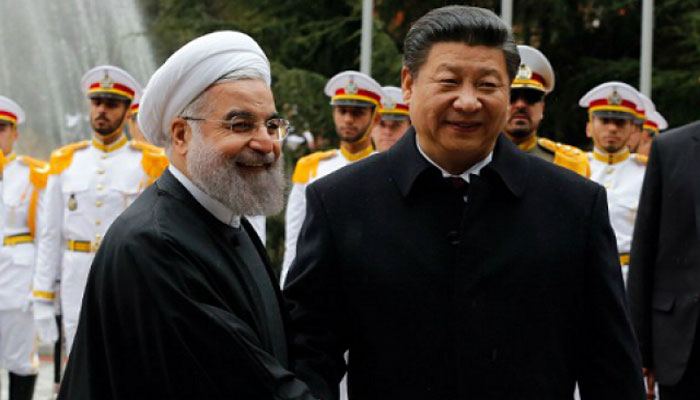 ايران کا عالمی جوہری معاہدے سے جزوی دستبرداری کااعلان