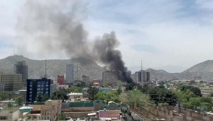 افغانستان: غیر ملکی ادارے کی عمارت پر حملہ، چارافراد ہلاک