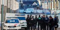 Large Scale Police Operation Ongoing Across Belgium