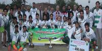 Islamabad Won National City Football Championship