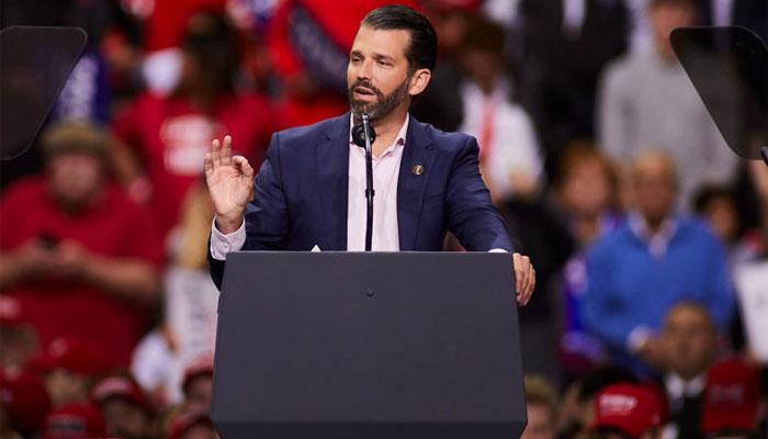 ٹرمپ کے بیٹے امریکی سینیٹ انٹیلی جنس کمیٹی میں طلب