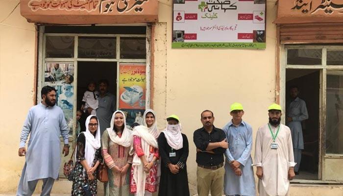 ''پاکستان میں 85ہزار خواتین ڈاکٹرز گھروں پر بیٹھی ہیں''