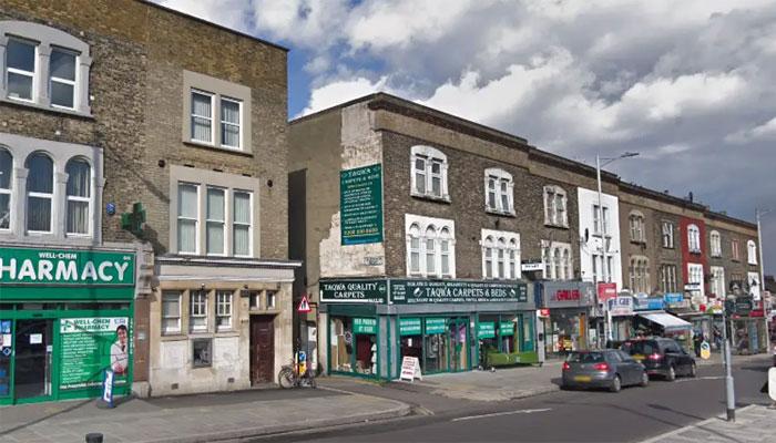 لندن،مسلح شخص کی مسجد میں گھسنے کی کوشش ناکام