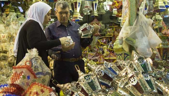 رمضان المبارک:مصر میں لالٹین روشن کرنے کی روایت