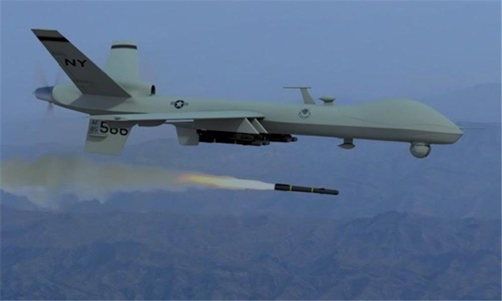 پاک افغان بارڈر پر ڈرون حملہ، 5 افراد ہلاک
