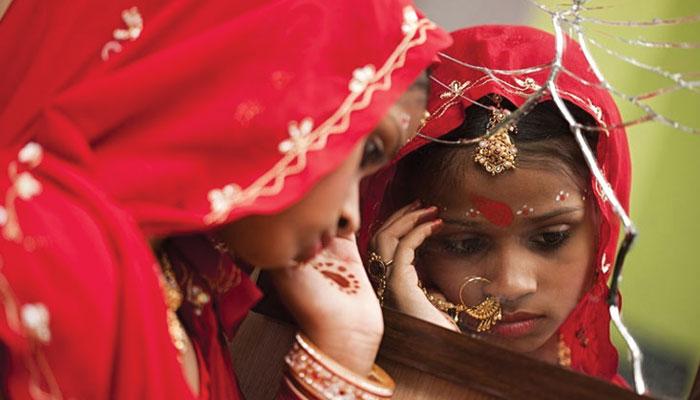 کم عمری کی شادی