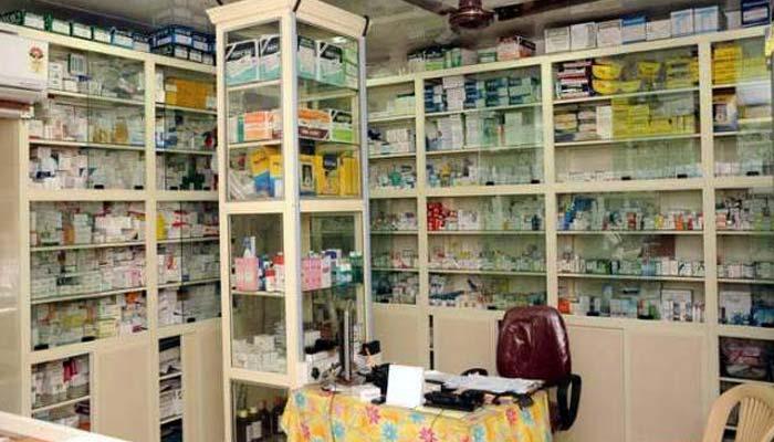 کوئٹہ کے 5 میڈیکل اسٹوروں کے لائسنس معطل