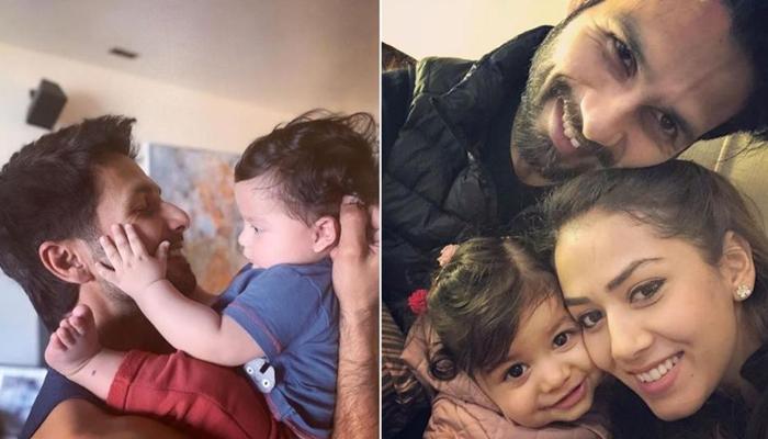 'شوٹنگ کے بعد گھر آکر باپ بننا بہت مشکل ہے'