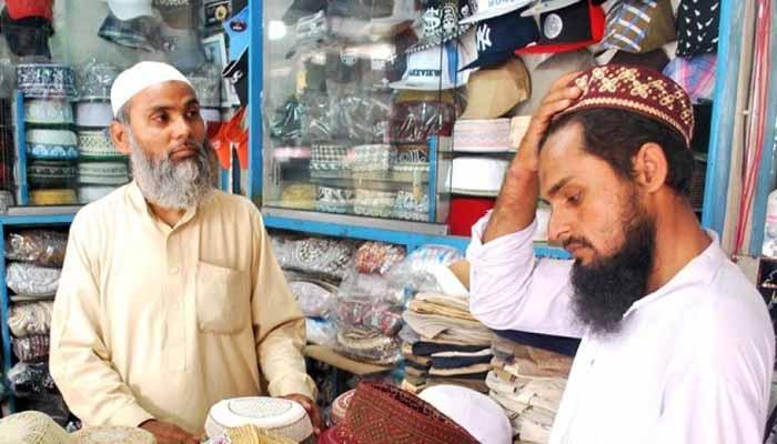 رمضان المبارک میں تسبیح، ٹوپی اورجائے نمازکی فروخت میں اضافہ