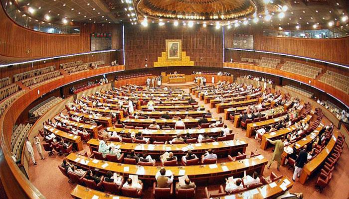 قومی اسمبلی میں 26ویں آئینی ترمیم متفقہ طور پر منظور