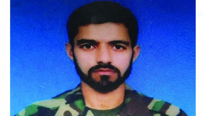 پاک بحریہ کے محمد عباس کی ہری پور میں تدفین