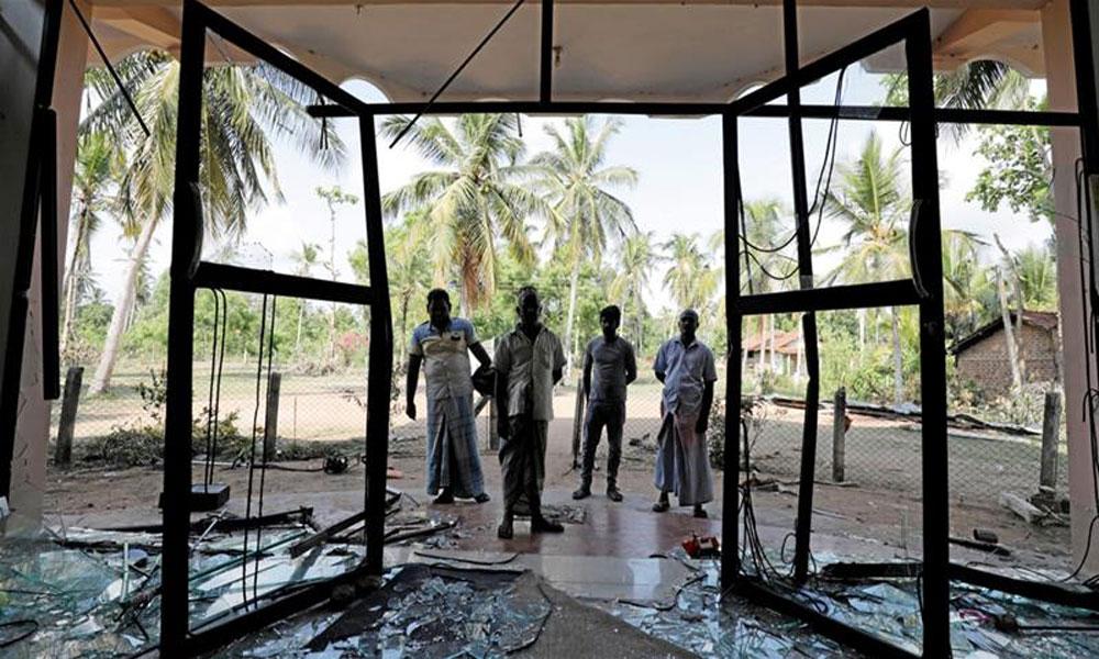 سری لنکا، کرفیو کے باوجود مسلمان شخص کا قتل