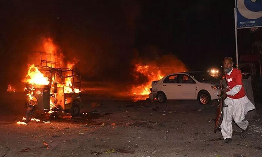 کوئٹہ دھماکے کا مقدمہ درج نہ ہو سکا