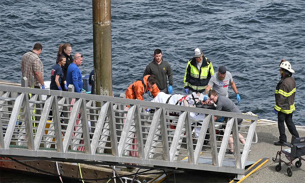 الاسکا میں 2 طیارے ٹکرا گئے، 5 افراد ہلاک