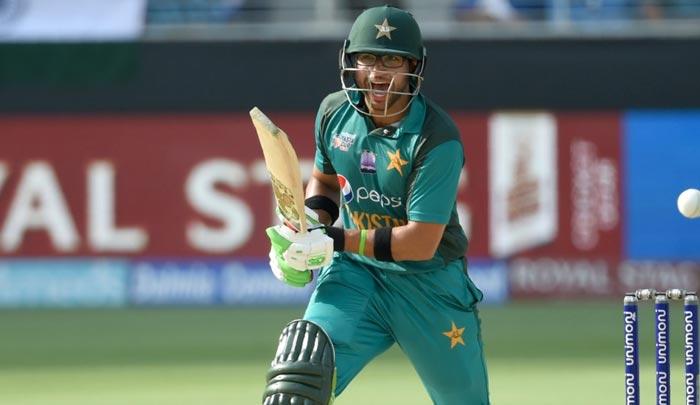 تیسرا ون ڈے: پاکستان کی بیٹنگ جاری