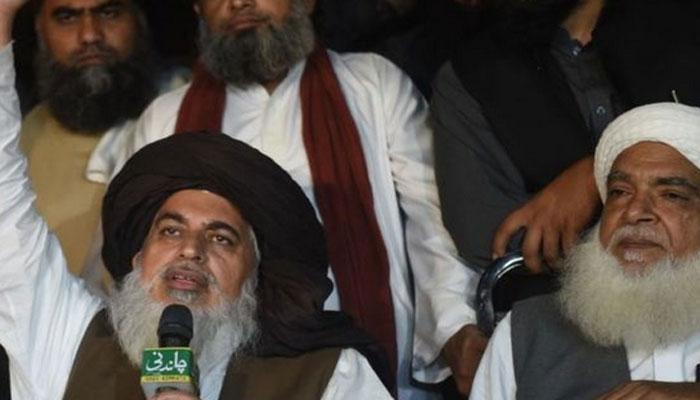 لاہور:خادم رضوی اور پیر افضل قادری کی ضمانت منظور