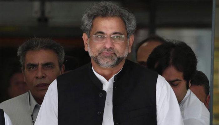 شاہد خاقان عباسی کی ایمنسٹی اسکیم پر تنقید