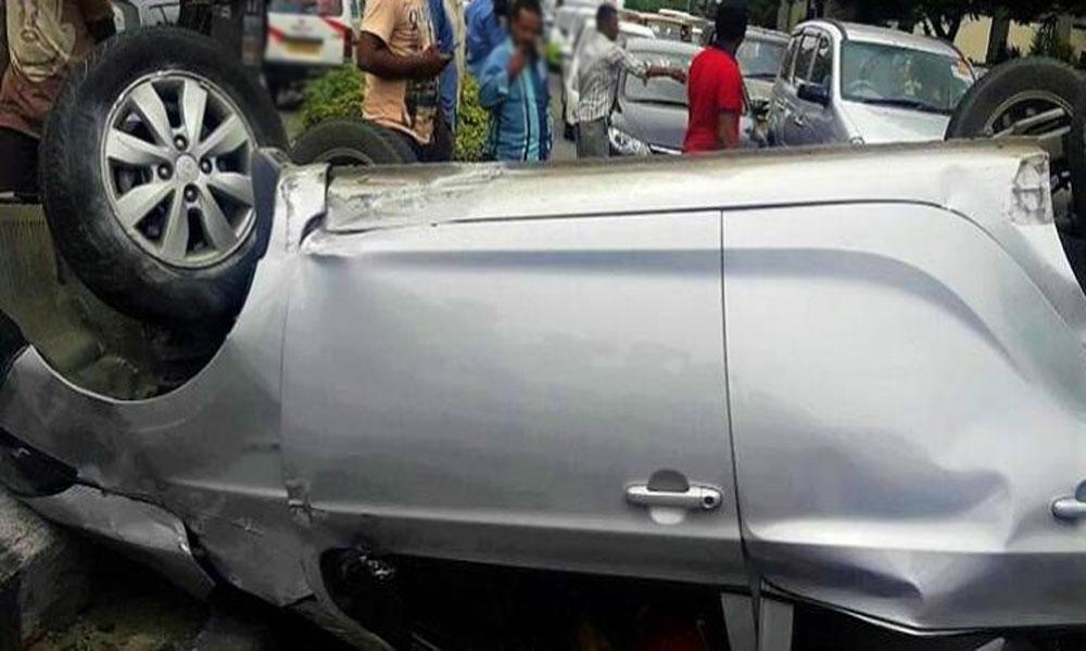 حیدر آباد، جیکب آباد: حادثات میں 2 افراد جاں بحق، 17 زخمی