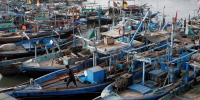 Fishermen Stops For Fishing Due To Bad Weather Warning