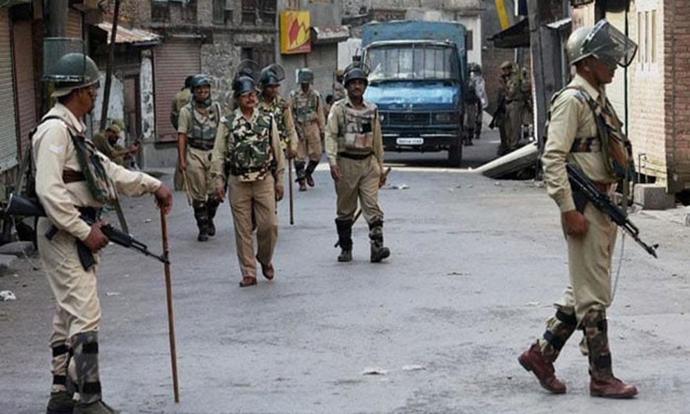 بھارتی فوج کے ہاتھوں پلوامہ میں 4 کشمیری شہید