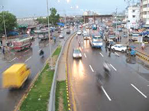 مشہور و معروف علاقہ لیاقت آباد