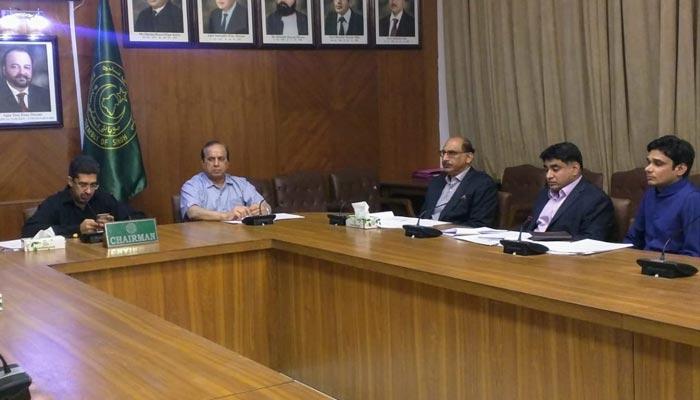 سندھ سیف سٹی اتھارٹی کے قیام کیلئے کابینہ کمیٹی کا اجلاس