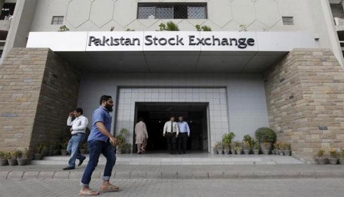پاکستان اسٹاک ایکسچینج میں 320 پوائنٹس کی کمی