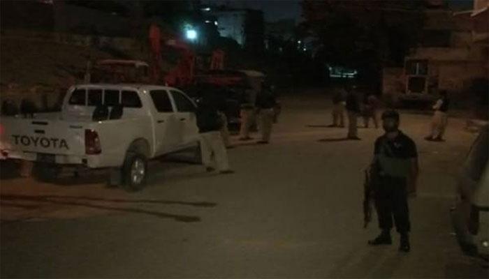 کراچی میں مشترکہ آپریشن، متعدد مشتبہ افراد زیر حراست